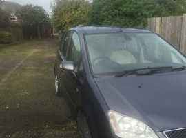 Ford Focus, 2006 (56) Grey MPV, Automatic Petrol, 146,000 miles