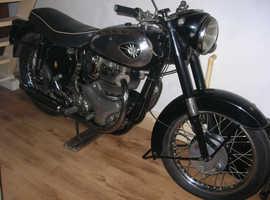bsa a10 1959 golden flash