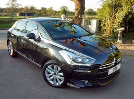 2014 CITROEN 1.6-E 115 AIRDREAM DSTYLE AUTO FSH SAT NAV FINANCE AVAILABLE
