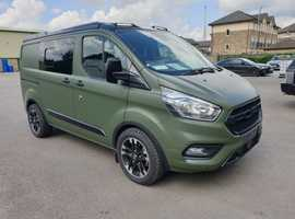 "FORD LE TOUR VAN ""TRAIL EDITION"" 2.0 130PS NEW, AVAILABLE AFTER NEC SHOW"