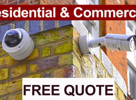 CCTV Installation for home and business