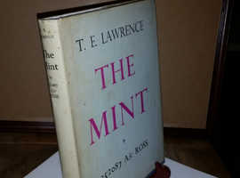 The mint 1st edition expurgated By LAWRENCE, T.E. (General addition)