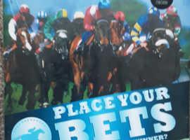 Horse Racing betting game DVD