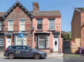 Orwell Road, Liverpool - New refurbished 3 Bed end of terrace House with Big space for drivway etc.