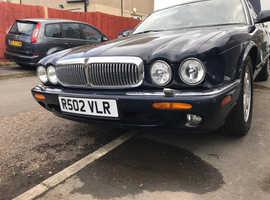 Jaguar , 1997 (R) Blue Saloon, Auto Petrol, 93,000 miles