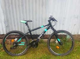 """24"""" Rockrider 700 Kids Mountain Bike 24"""""""