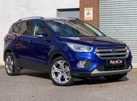 2017 Ford Kuga 2.0 TDCI Titanium X What a Cracker! 1 Owner....Only 12,933 Miles....Even Still Smells Like New!