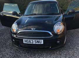 Mini MINI, 2013 (63) Black Hatchback, Manual Diesel, 74,045 miles