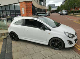 Vauxhall Corsa, 2013 (13) White Hatchback, Manual Petrol, 50,907 miles