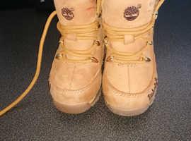 Timberland boots & Italian boots