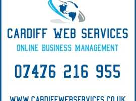 Affordable Web design company with 5* Reviews specialising in Local businesses in Cardiff & The Vale