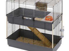 2x Small animal cages
