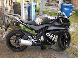 2016 Yamaha YZF 125