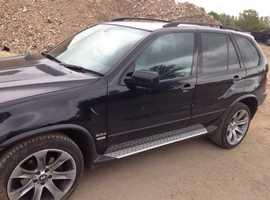BMW X5 3.0D SE 5S AUTO, 2004 (04), Automatic Diesel, 147,000 miles