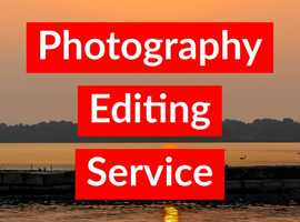 Photography Editing Service £10.00 - £100.00