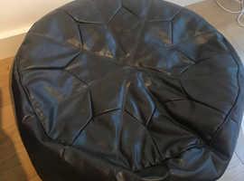 Kaikoo Leather BeanBag