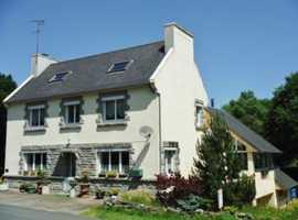 Beautiful family home, 2 gites, 2 acres, Huelgoat, FRANCE