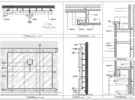 Outsource Shop Drawings - CAD Outsourcing Services