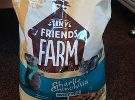Brand new Charlie Chinchilla Food