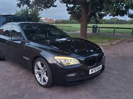 BMW 7 Series, 3l diesel, F01, 2010 Black Saloon, individual, Automatic Diesel,