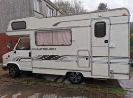 1990 (H) TALBOT EXPRESS 1300 P Motor home LOW MILEAGE EX CONDITION