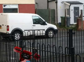 Ford transit conect no mot