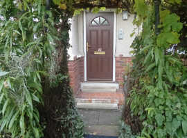 1 bed bungalow Leeds for a 4/5 bed house anywhere.