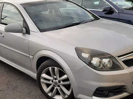 Vauxhall Vectra, 2007 (57) Silver Hatchback, Manual Diesel, 110,000 miles