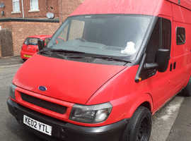 Ford transit camper convertible