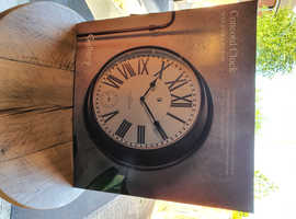 20'' Faversham Concord Wall Clock Brand new 2 x Available