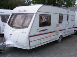 2004 Coachman Festival (Amara) 520/4, stunning 4 berth caravan with free extras, ready to use now