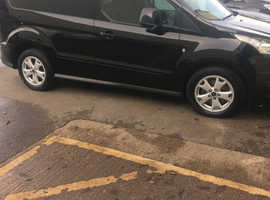 2017 Ford transit connect limited