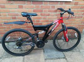 Muddyfox Stringer mountain bike