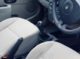 Renault Clio, 2006 (56) Red Hatchback, Manual Petrol, 58,400 miles
