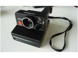 Unboxed,Polaroid 1000S Land Camera,Polaroid 1000S Instant Camera