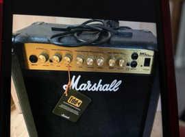 Marshall Amp MG15 DFX