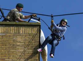 Zip Wire Challenge