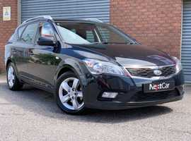 2012 Kia Ceed 2 1.6 Automatic Estate Fantastic Value AUTOMATIC Estate Car