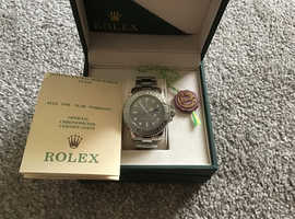 Rolex YATCH MASTER 37 - OPEN TO OFFERS !!