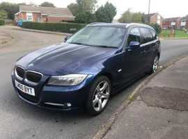 BMW 3 Series, 2010 (60) Blue Estate, Manual Diesel, 121,000 miles