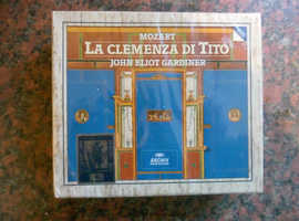 Dozens of classical CDs