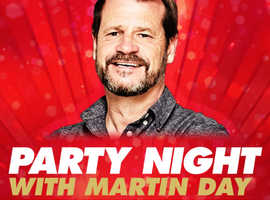 Party Night with Martin Day