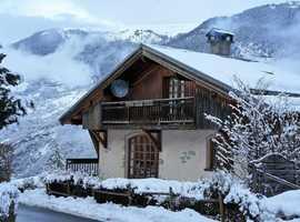 Chalet Le Belvedere- 11 Guests - Sainte Foy - France
