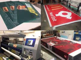Banner Printing London | Vinyl Printing | Large Format Printing London | Printing Company