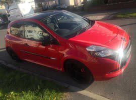 Renault Clio, 2010 (10) Red Hatchback, Manual Petrol, 61,000 miles