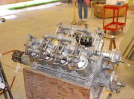 Curtiss OX5 Aero Engine
