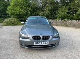 BMW 5 Series, 2007 (57), Manual Diesel, 190,000 miles