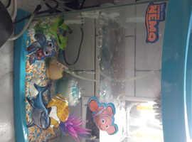 Nemo Fishtank, Accessories etc