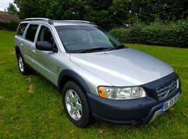 Volvo 70 SERIES, 2005 (55) Silver Estate, Manual Diesel, 171,000 miles