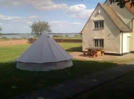 bell tent hire in Essex also Hot tub hire